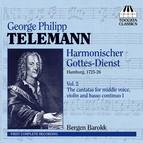 Telemann: Harmonischer Gottes-Dienst, Vol. 2