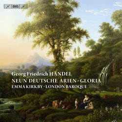Händel – Neun Deutsche Arien