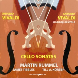 Vivaldi (Dallapiccola): Cellosonaten