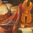 The Trio Sonata in 18th-Century Italy