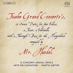 Händel - Twelve Grand Concertos