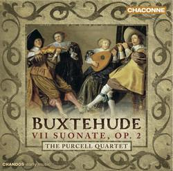 Buxtehude: Sonatas, Op. 2