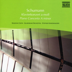 Schumann: Piano Concerto in A Minor / Introduction and Allegro Appassionato