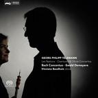 Telemann: Les Nations - Ouvertures & Oboe Concerti
