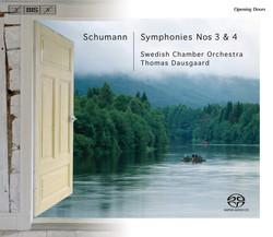 Schumann - Symphonies Nos 3 & 4