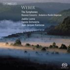 Weber – The Symphonies