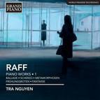 Raff: Piano Works, Vol. 1