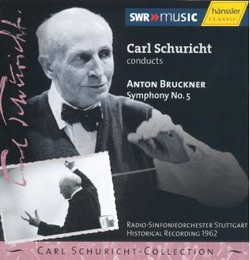 Anton Bruckner - Symphony No. 5 B flat major Historical Recording 1962