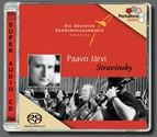 Stravinsky: Grande Suite from Histoire du Soldat / Dumbarton Oaks Concerto