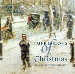 Christmas Impressions - Musical Footsteps in the Snow