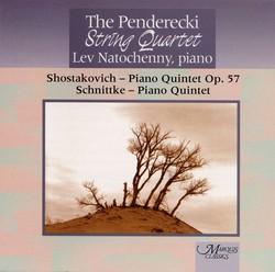 Shostakovich & Schnittke: Piano Quintets