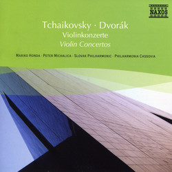Tchaikovsky / Dvorak: Violin Concertos