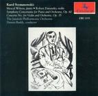 Szymanowski, K.: Symphony No. 4 / Violin Concerto No. 1