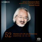 J.S. Bach - Cantatas, Vol.52
