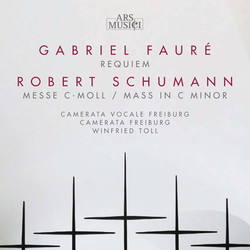 Fauré: Requiem - Schumann: Mass in C minor