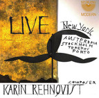 Karin Rehnqvist – Live