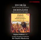 Dvorak: Cello Concerto - Dohnanyi: Konzertstück