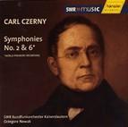 Czerny - Symphonies 2 & 6