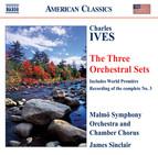 Ives: Orchestral Sets Nos. 1-3