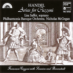 Handel: Arias for Cuzzoni