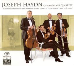 Haydn, J.: String Quartets Nos. 61,