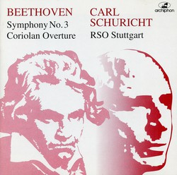Carl Schuricht conducts Beethoven (1952)